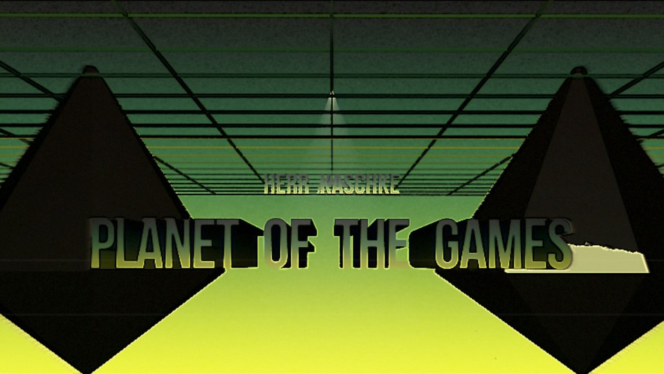 Planet of the Games Trailer