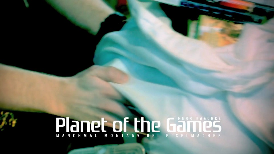 Planet of the Games Trailer Speed